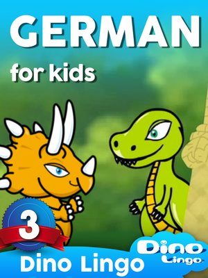 cover image of German for Kids, Lesson 3