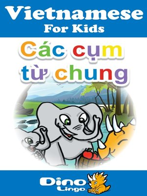 cover image of Vietnamese for kids - Phrases storybook