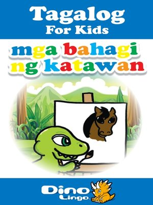 cover image of Tagalog for kids - Body Parts storybook