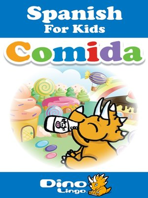 cover image of Spanish for kids - Food storybook