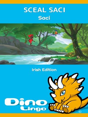 cover image of Sceal Saci / The Story of Saci