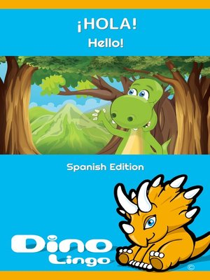 cover image of ¡HOLA! / Hello!