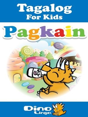 cover image of Tagalog for kids - Food storybook