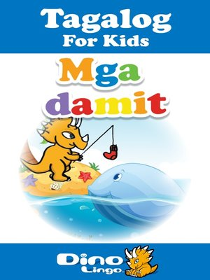 cover image of Tagalog for kids - Clothes storybook