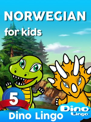 cover image of Norwegian for Kids, Lesson 5
