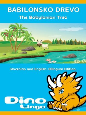 cover image of Babilonsko drevo / The Babylonian Tree