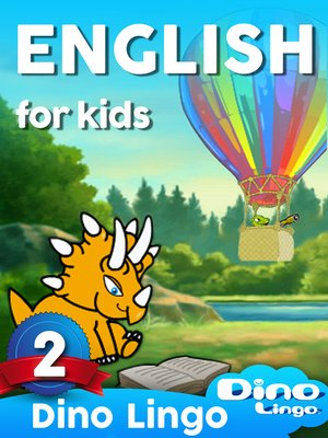 cover image of English for Kids, Lesson 2