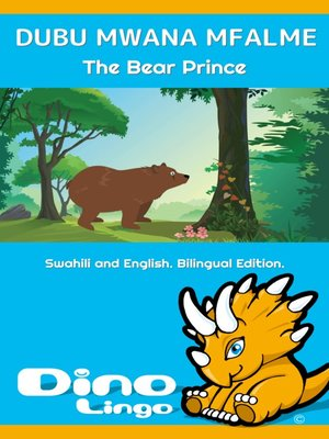 cover image of Dubu Mwana Mfalme / The Bear Prince