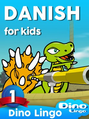 cover image of Danish for Kids, Lesson 1