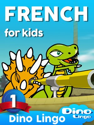 cover image of French for Kids, Lesson 1