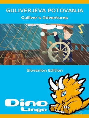 cover image of Guliverjeva potovanja / Gulliver's Adventures
