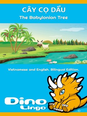 cover image of CÂY CỌ DẦU / The Babylonian Tree