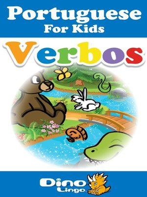 cover image of Portuguese for kids - Verbs storybook