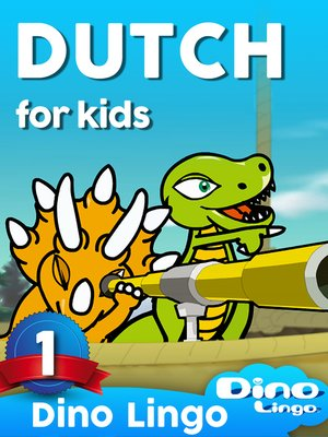 cover image of Dutch for Kids, Lesson 1