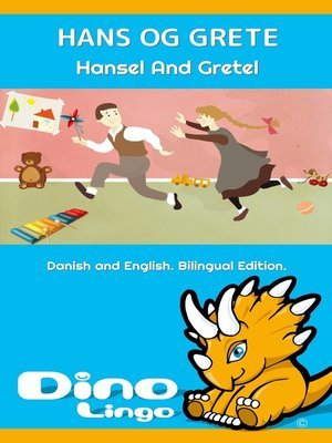 cover image of Hans Og Grete / Hansel And Gretel