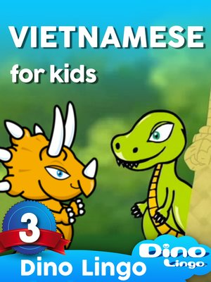 cover image of Vietnamese for Kids, Lesson 3