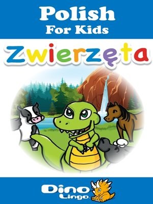 cover image of Polish for kids - Animals storybook