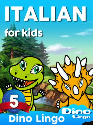 cover image of Italian for Kids, Lesson 5