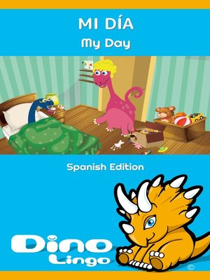cover image of MI DÍA / My Day