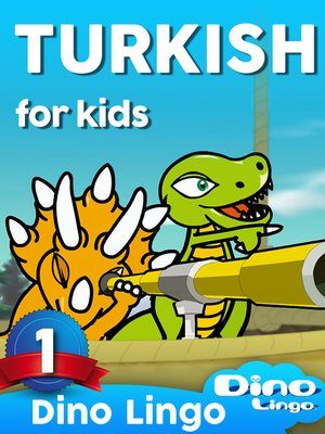 cover image of Turkish for Kids, Lesson 1