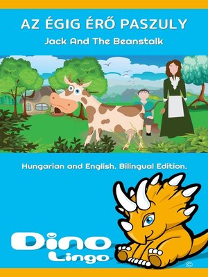 cover image of Az égig érő paszuly / Jack And The Beanstalk