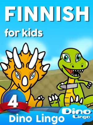 cover image of Finnish for Kids, Lesson 4