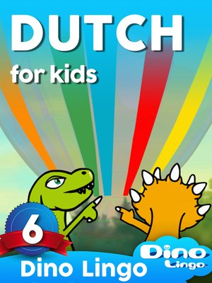 cover image of Dutch for Kids, Lesson 6