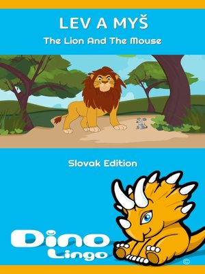 cover image of Lev a myš / The Lion and the Mouse