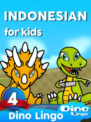 cover image of Indonesian for Kids, Lesson 4