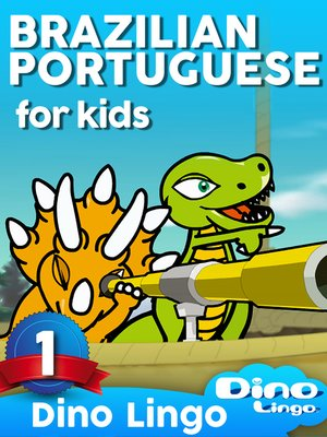 cover image of Portuguese for Kids, Lesson 1