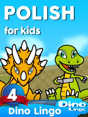 cover image of Polish for Kids, Lesson 4