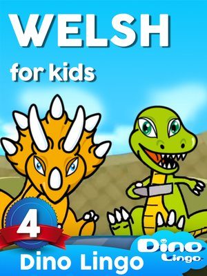 cover image of Welsh for Kids, Lesson 4