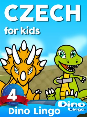 cover image of Czech for Kids, Lesson 4