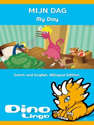 cover image of MIJN DAG / My Day
