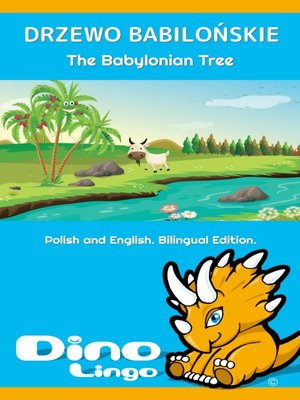 cover image of DRZEWO BABILOŃSKIE / The Babylonian Tree