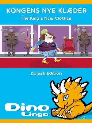 cover image of Kongens Nye Klæder / The King's New Clothes