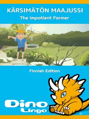 cover image of Kärsimätön maajussi / The Impatient Farmer