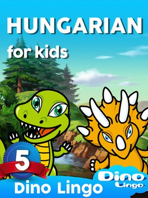 cover image of Hungarian for Kids, Lesson 5
