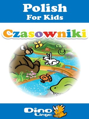 cover image of Polish for kids - Verbs storybook
