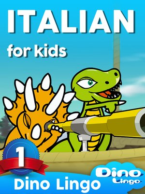 cover image of Italian for Kids, Lesson 1