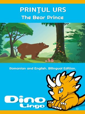 cover image of PRINŢUL URS / The Bear Prince