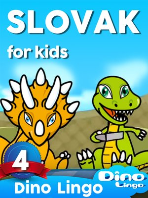 cover image of Slovak for Kids, Lesson 4