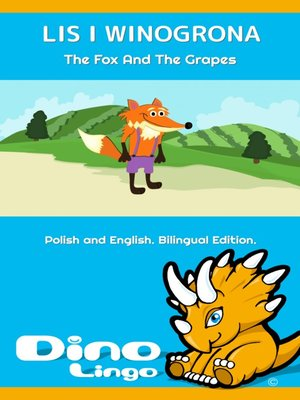 cover image of LIS I WINOGRONA / The Fox And The Grapes