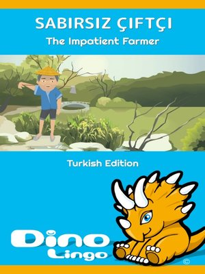 cover image of Sabırsız Çiftçi / The Impatient Farmer