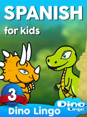 cover image of Spanish for Kids, Lesson 3