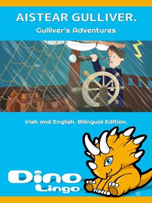 cover image of Aistear Gulliver / Gulliver's Adventures