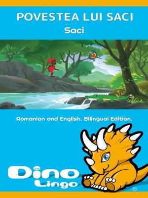 cover image of POVESTEA LUI SACI / The Story of Saci