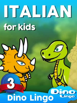 cover image of Italian for Kids, Lesson 3