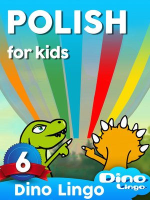 cover image of Polish for Kids, Lesson 6