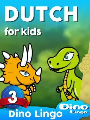 cover image of Dutch for Kids, Lesson 3